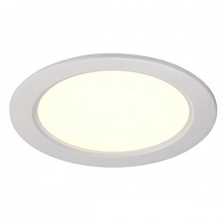 Nordlux Energetic Palma 14 Dimmable White/Satinated LED Downlight