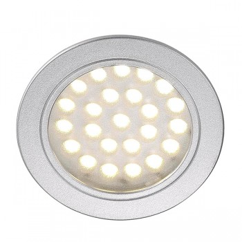 Nordlux Energetic Cambio Built In/On Aluminium LED Downlight Kit