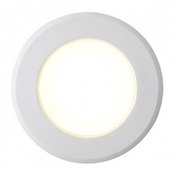 Nordlux Energetic Birla Dimmable White Outdoor LED Downlight