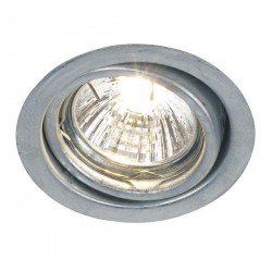 Nordlux Energetic Tip Adjustable Galvanised Steel Outdoor Downlight