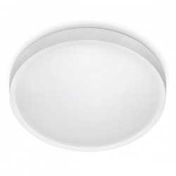 Nordlux Energetic Altus 2700K White LED Ceiling Light