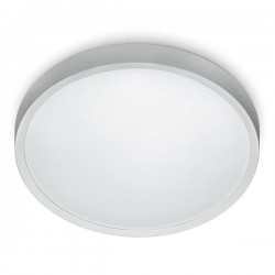 Nordlux Energetic Altus 4000K Grey LED Ceiling Light