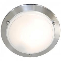 Nordlux Energetic Spinner Brushed Steel Ceiling Light