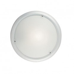 Nordlux Energetic Frisbee White Ceiling Light