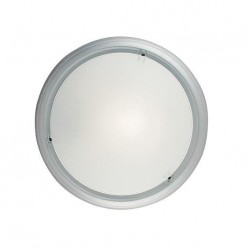 Nordlux Energetic Frisbee Aluminium Ceiling Light