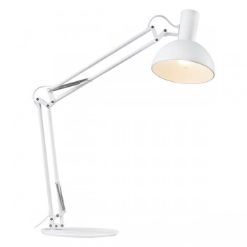 Nordlux DFTP Arki White Table Lamp