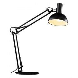 Nordlux DFTP Arki Black Table Lamp