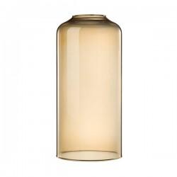 Nordlux DFTP Askja Pipe 14 Amber Glass Shade