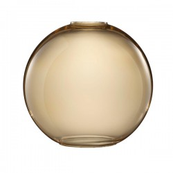 Nordlux DFTP Askja Air Amber Glass Shade