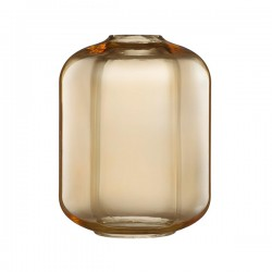 Nordlux DFTP Askja Edge Amber Glass Shade