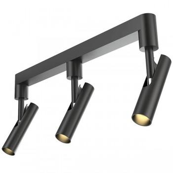 Nordlux DFTP MIB 3 Triple Black Spotlight