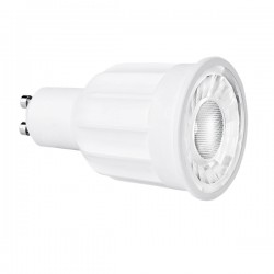 Enlite Ice Pro CRI90 10W 3000K Dimmable GU10 LED Bulb with 38° Beam Angle