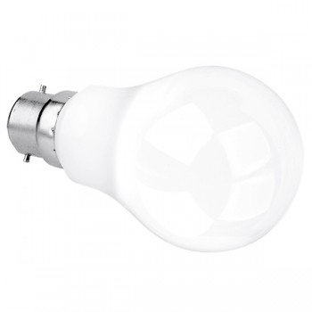 Aurora Lighting Eco 9W 4000K Non-Dimmable B22 LED Bulb