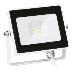 Aurora Lighting QuaZar 10W 4000K White Driverless LED Floodlight - 900lm