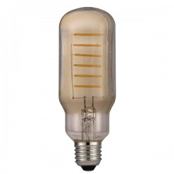 Nordlux Avra Common 4W 2700K Dimmable E27 Smoked LED Bulb