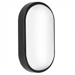 Aurora Lighting 215x115mm Oval Black Bezel for Utilite Bulkheads