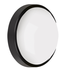 Aurora Lighting 167mm Round Black Bezel for Utilite Bulkheads