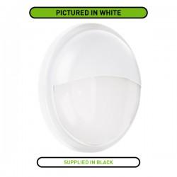 Aurora Lighting 167mm Round Black Eyelid Bezel for Utilite Bulkheads