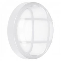 Aurora Lighting 167mm Round White Grille Bezel for Utilite Bulkheads