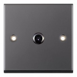 Selectric 7M-Pro Black Nickel 1 Gang 10A 2 Way Toggle Switch