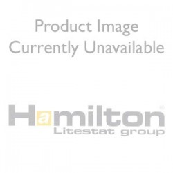 Hamilton Hartland Richmond Bronze 2 Gang 13A DP Switched Socket with 2x2.4A USB Outlet and Black Insert