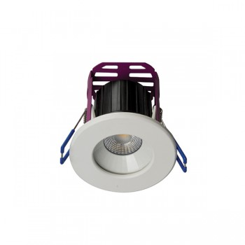 Robus Ramada 8.5W 3000K Dimmable Fixed LED Downlight