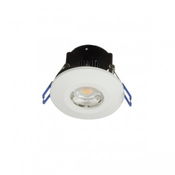 Robus Triumph ACtivate 6W 3000K Dimmable Fixed LED Downlight (No Connector)