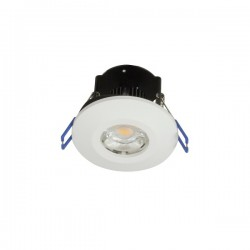Robus Triumph ACtivate 6W 4000K Dimmable Fixed LED Downlight (No Connector)