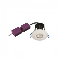 Robus Triumph ACtivate 8W 3000K Dimmable Fixed LED Downlight