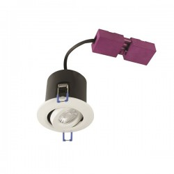 Robus Triumph ACtivate 6W 3000K Dimmable Adjustable LED Downlight