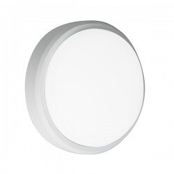Robus Ohio 8W 3000K Circular LED Bulkhead