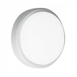 Robus Ohio 12W 3000K Circular LED Bulkhead