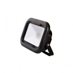 Robus Remy 10W 3000K Black LED Floodlight