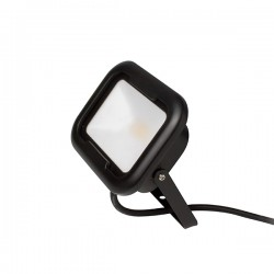 Robus Remy 20W 3000K Black LED Floodlight
