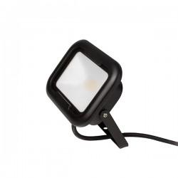 Robus Remy 20W 4000K Black LED Floodlight