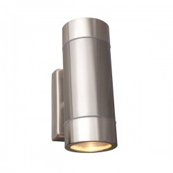 Robus Tralee 2x35W Outdoor GU10 Up/Down Wall Light