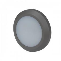 Robus Twilight 3W 3000K Circular Outdoor LED Wall Light