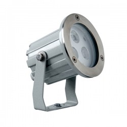 Robus Trinity 3W 3000K Outdoor LED Spike/Ground/Spotlight