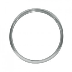 Robus Chrome Bezel for 7.5W Golf Surface Fittings