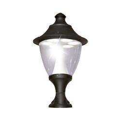 Fumagalli Gino 400 New Lot Black E27 Pedestal Light