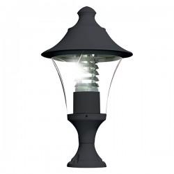 Fumagalli Remo 400 New Lot 42W 4000K Black LED Pedestal Light