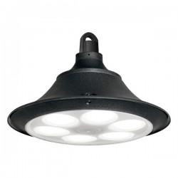 Fumagalli Luigi 400 42W 4000K Black LED Highbay