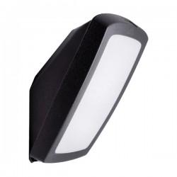 Fumagalli Germana 14W 4000W Black LED Floodlight