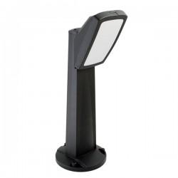 Fumagalli Minipinela Germana 1L 14W 4000W Black LED Bollard