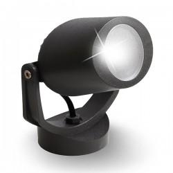 Fumagalli MiniTommy 3.5W 4000K Black LED Wall Light