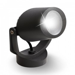 Fumagalli MiniTommy 3.5W 3000K Black LED Wall Light