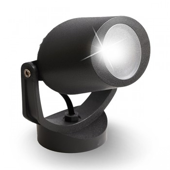 Fumagalli MiniTommy 3.5W 3000K Black LED Wall Light