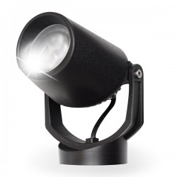 Fumagalli MiniTommy-EL 3.5W 3000K Black LED Wall Light