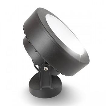 Fumagalli Tommy 10W 4000K Black LED Wall Light