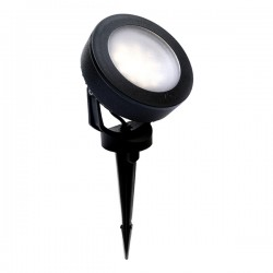 Fumagalli Tommy 7W 3000K Black LED Spike Light